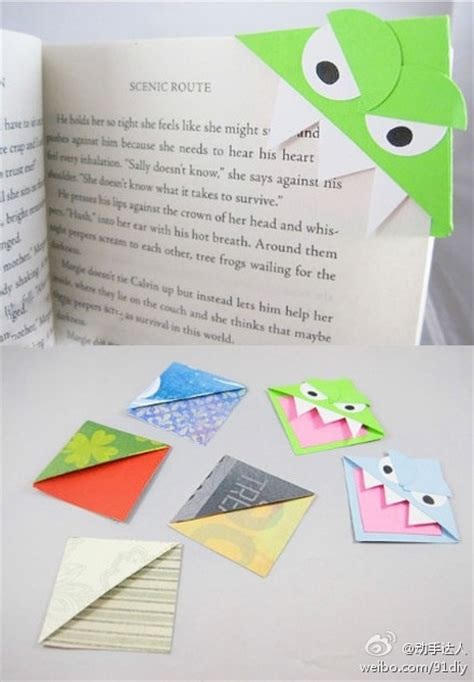 bookmark origami ctbaker in the acres 14 lovely days day 2