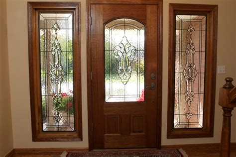 stained glass for front doors stained glass doors scottish stained glass