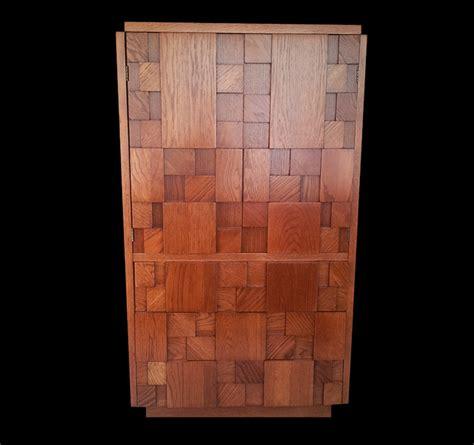 mid century modern furniture bedroom sets mid century modern brutalist 4 pc oak bedroom set paul