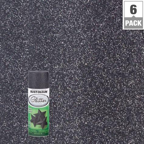 home depot spray paint glitter rust oleum specialty 6 oz mirror finish spray paint