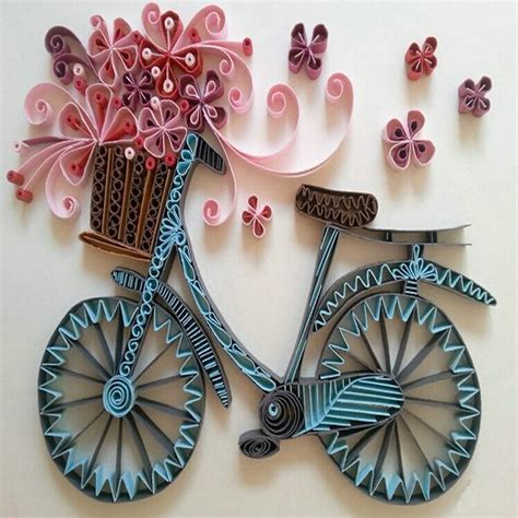 quilling paper crafts colorful quilling paper craft kits set tool diy collection