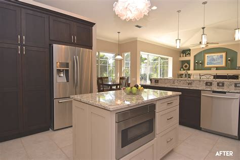kitchen island cupboards remodel reveal open concept kitchen with endless storage