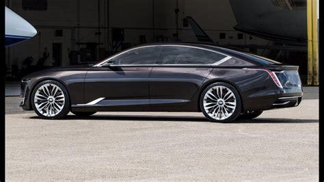 Cadillac News new cadillac escala concept review