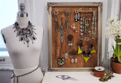 how to make a jewelry display board jewelry display diy pictures photos and images for