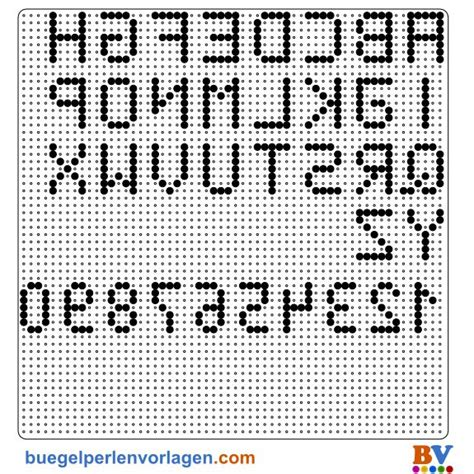 perler bead numbers 1000 images about perler bead letters on