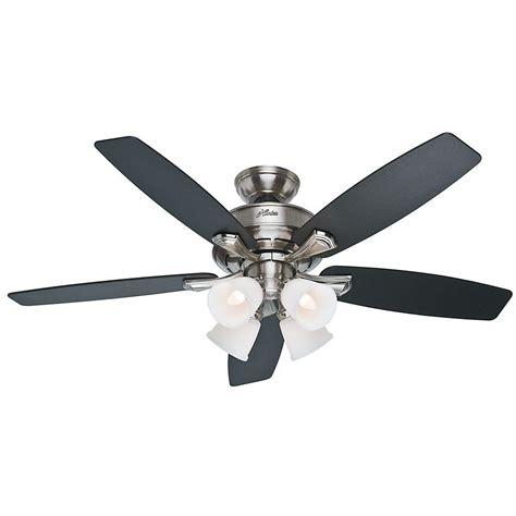 home depot ceiling fan light kits reinert 52 in indoor low profile white ceiling fan