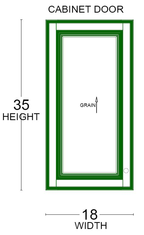 cabinet door measurements cabinet door measurements how to measure solid oak