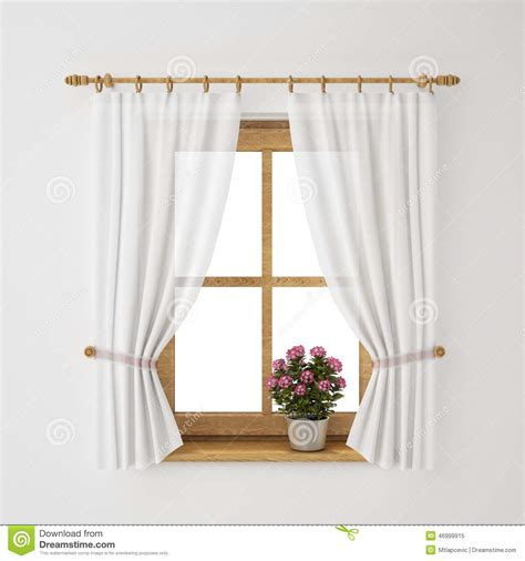 Free A Frame House Plans vintage wooden window frame with curtain and flowerpot