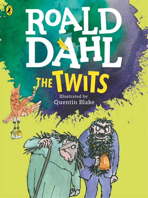 pictures of roald dahl books the twits colour edition by roald dahl