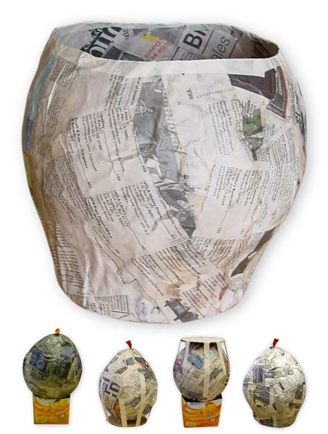 craft paper mache paper mache bowl part 1 projects for