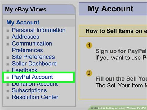 how to make an ebay account without a credit card pet animal how to buy on ebay without paypal