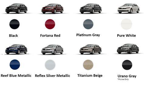 Volkswagen Colors by 2017 Volkswagen Passat Color Options And Features