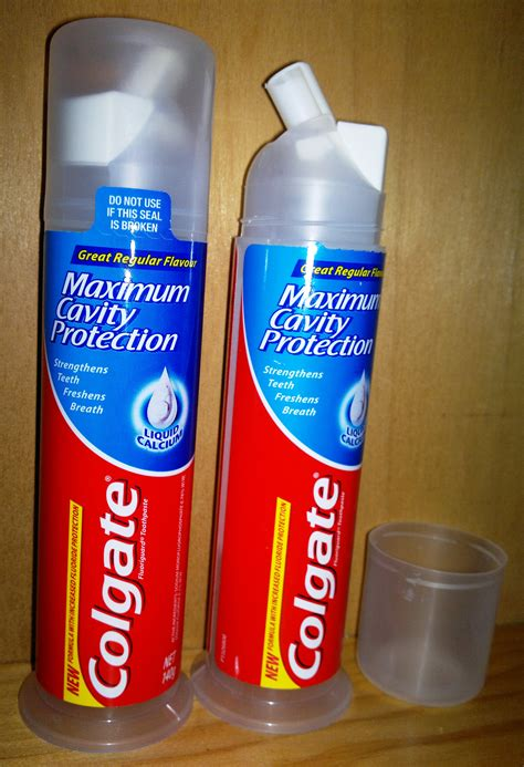 plastic in toothpaste colgate palmolive toothpaste is now plastic free