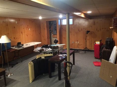 how to turn a basement into a bedroom turning a basement into a big linux server room phoronix