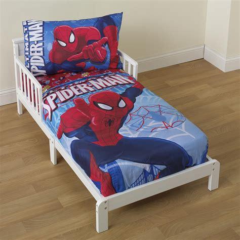marvel bedding marvel toddler boy s 4 bedding set baby baby