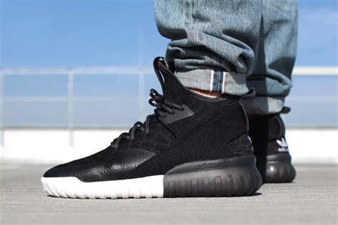 prime knits adidas tubular x primeknit black sneaker bar detroit