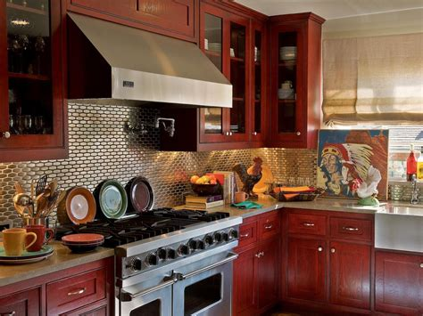 Kitchen Canisters Blue kitchen cabinet paint colors pictures amp ideas from hgtv