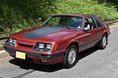 all car manuals free 1985 ford mustang instrument cluster one family car w 29k miles super sharp 1985 ford mustang gt 5 speed bring a trailer