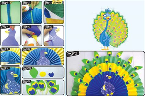 chart paper craft robinage arts and crafts for children projects for