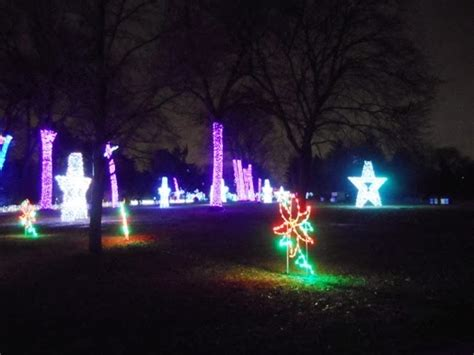 lights detroit zoo gadfly investigations newspaper preview of lights at