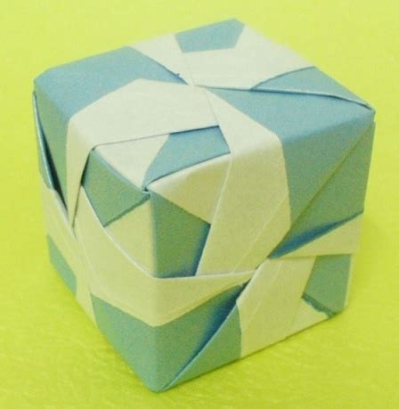 3d cube origami discover and save creative ideas