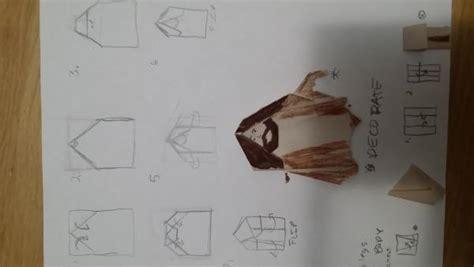 origami qui gon jinn quigon jinn inst origami yoda
