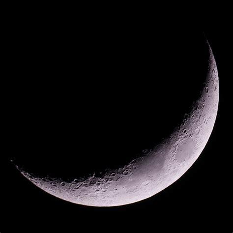 crescent moon photo