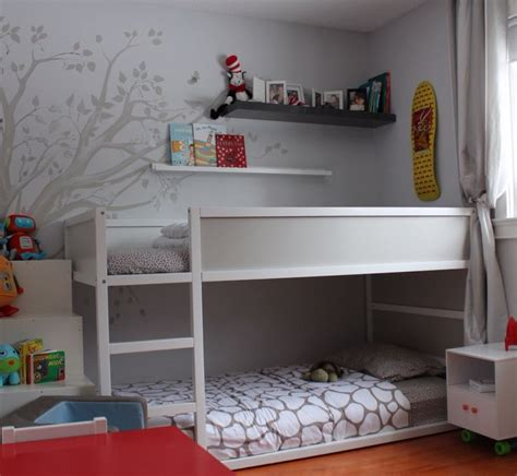 beds room 35 cool ikea kura beds ideas for your kids rooms digsdigs
