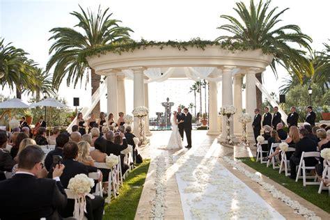 st wedding monarch resort wedding ceremony reception venue