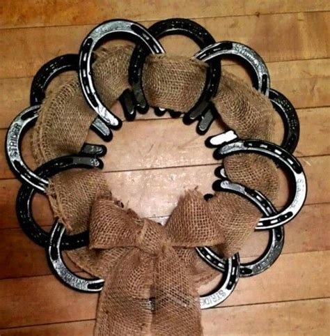 horseshoe crafts for 31 epic horseshoe crafts to consider in a vibrant rustic decor