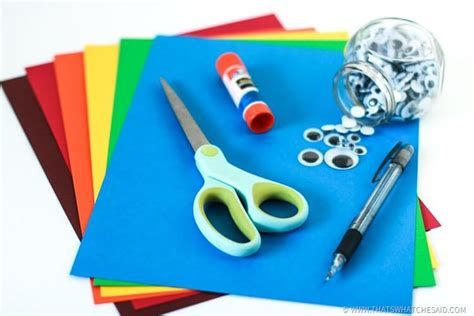 craft items with paper and footprint turkey craft that s what che