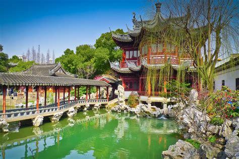 Der Yuyuan Garten by Yu Yuan Garten Des Erfreuens In Shanghai China Franks