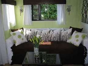 White Kitchen Cabinets With Backsplash rv and camper decor series diy rv design