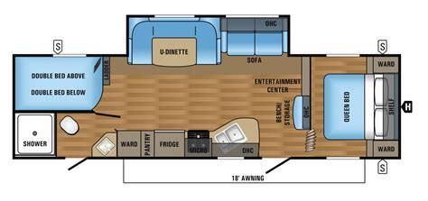 jayco travel trailer floor plans 2017 flight slx travel trailer floorplans prices