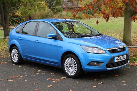Ford Focus 2010 by Ford Focus 2010 Blue Www Imgkid The Image Kid Has It