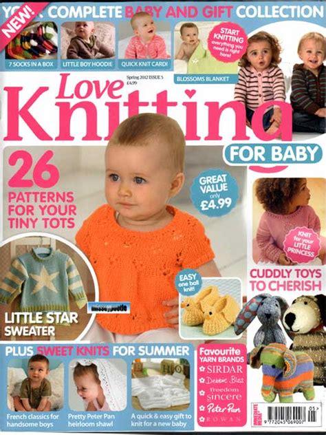 baby knitting magazine knitting for baby magazine issue 5 2012 ebay