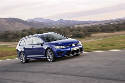 volkswagen golf vii r variant specs photos 2015 2016