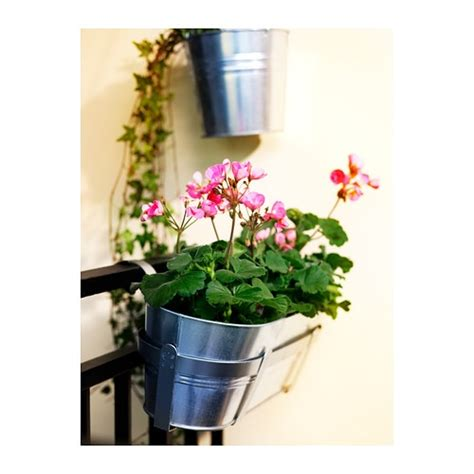 plant holders for balcony railings woodworking projects