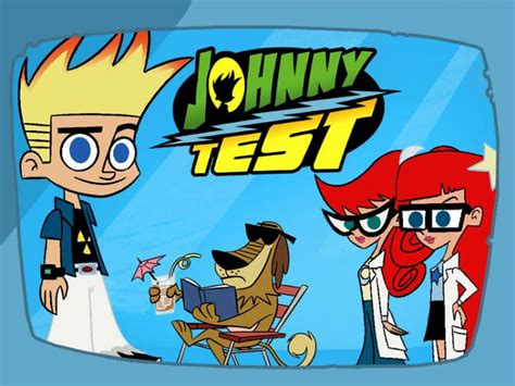 johnny test characters johnny test