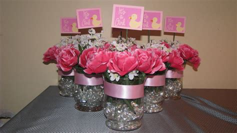 centerpiece for baby shower creatively challenged baby shower centerpieces