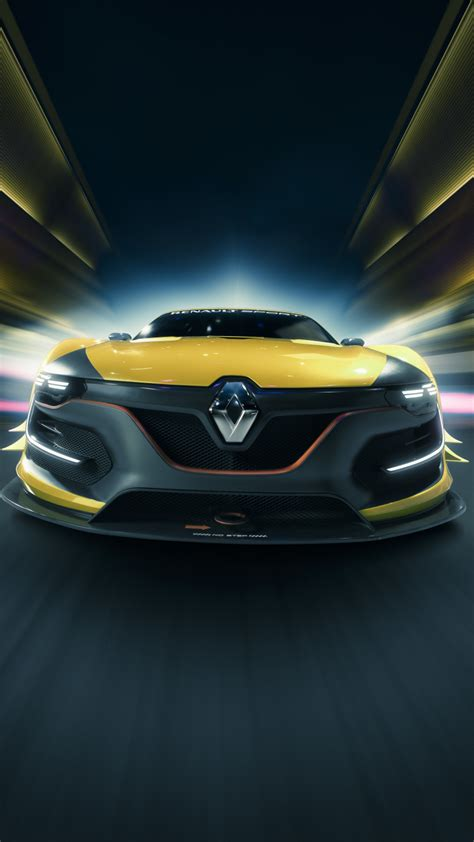 Car Wallpaper Portrait by Renault Sport R S 01 Car Vehicle Race Cars Motion