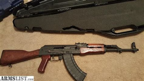 wum for sale armslist for sale trade wum 1 ak47