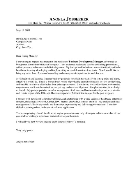 cover letter examples for healthcare website resume