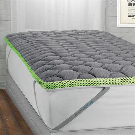 bed mattress topper fusion dri tec mattress topper moisture wicking foam