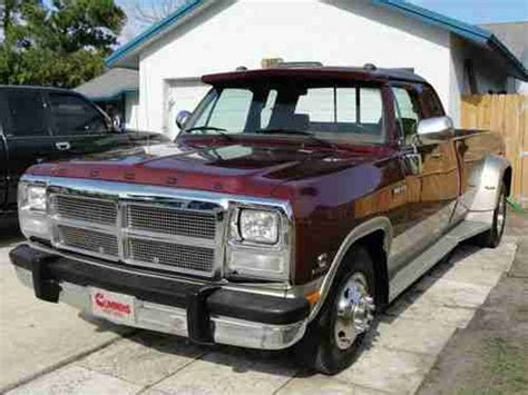 automotive air conditioning repair 1993 dodge d350 club security system buy used 1993 dodge d350 extended cab cummins 12 valve turbo diesel restored in west palm beach