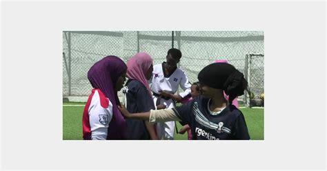 somalie les femmes se mettent au taekwondo pour lutter contre les viols