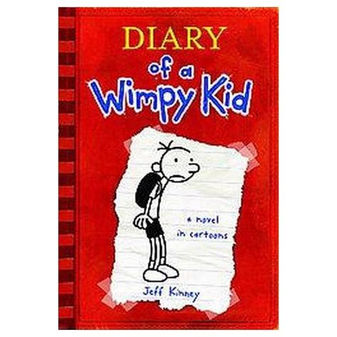 pictures of diary of a wimpy kid books diary of a wimpy kid hardcover by jeff kinney target