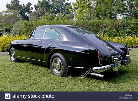 Bentley R Type Continental by 1954 Bentley R Type Continental Fastback Vintage