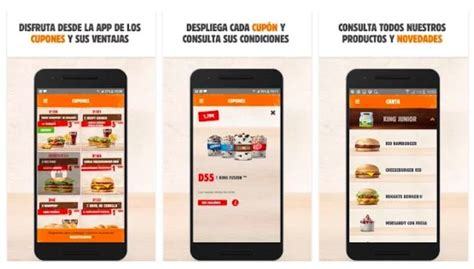 burger king en casa es descargar app burger king en casa para android