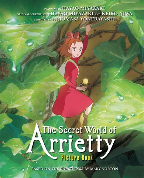 picture book studio the secret world of arrietty picture book book by
